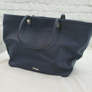 Rebecca Minkoff Womens Navy Shoulder Handbag Purse